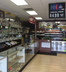 Smoke Shop Inside