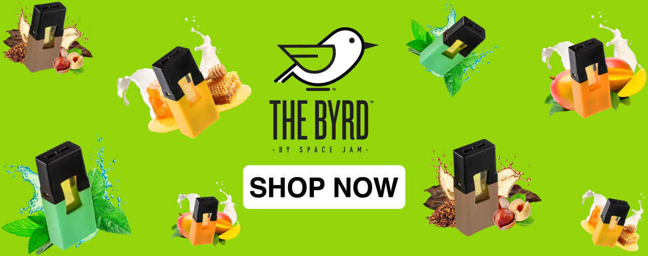 the byrd by space jam juice