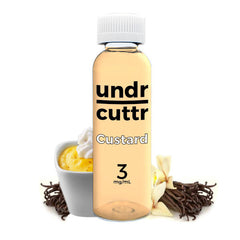 undr cuttr Custard 60mL