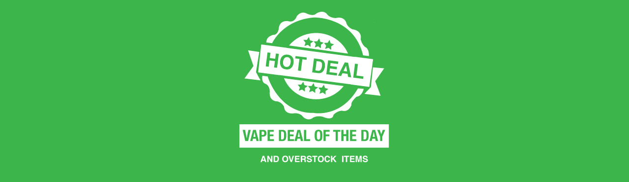 Vape Deal of the Day