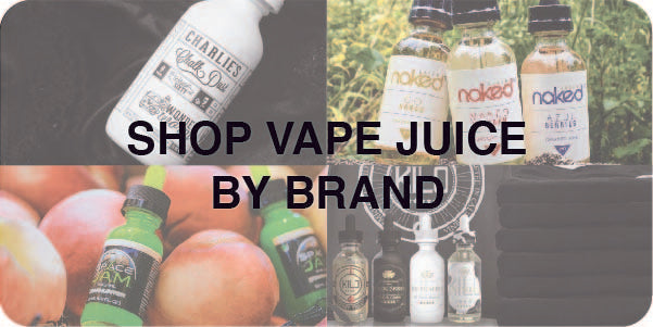 Shop Vape juice by Brand