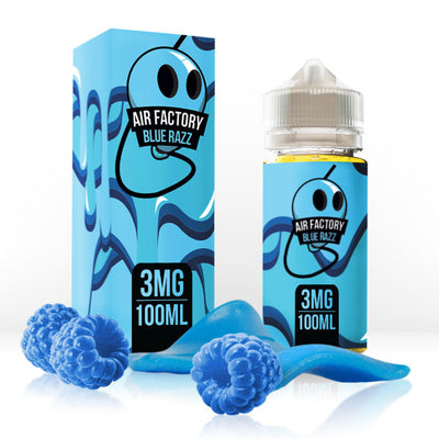 100mL Air Factory - Blue Razz