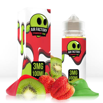 100mL Air Factory - Strawberry Kiwi