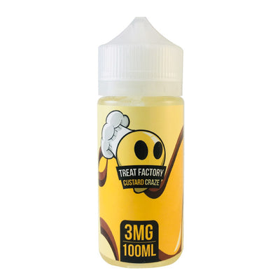 100mL Treat Factory - Custard Craze - Air Factory