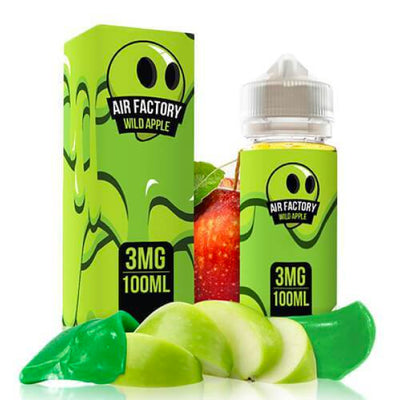 100mL Air Factory - Wild Apple