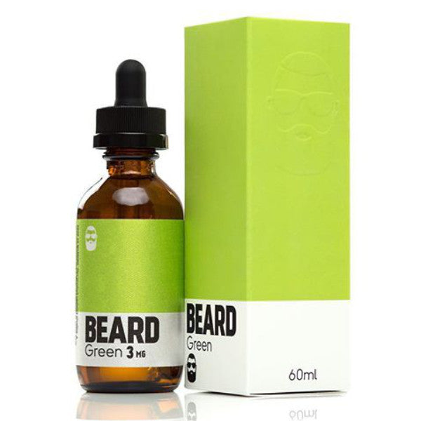 60mL - Beard Vape - Green