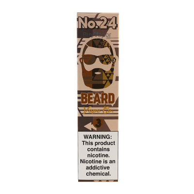 60mL - Beard Vape - No. 24