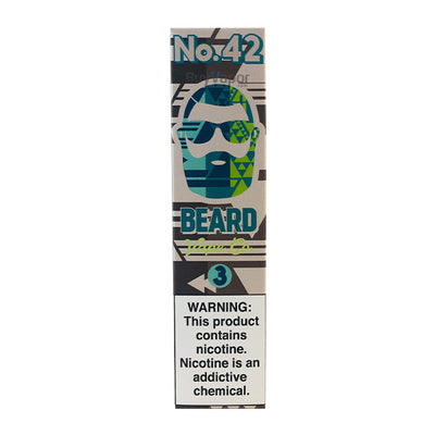 60mL - Beard Vape - No. 42