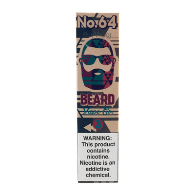 60mL - Beard Vape - No. 64
