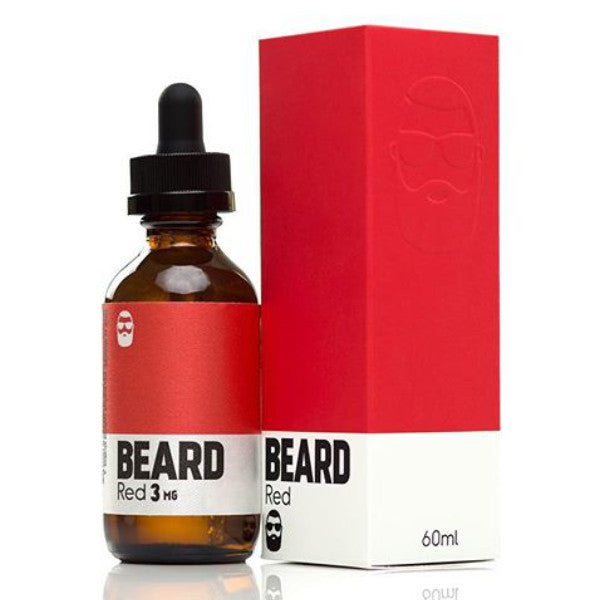 60mL - Beard Vape - Red