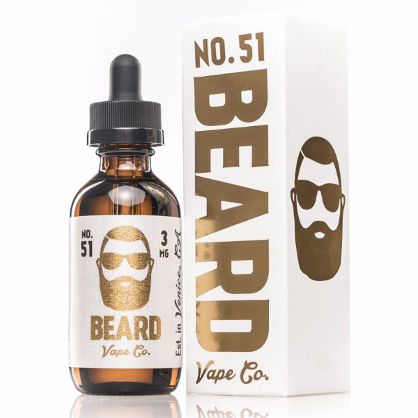60mL - Beard Vape - No. 51