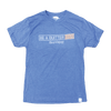 BuyVapor Be a Quitter T-shirt Heather Blue