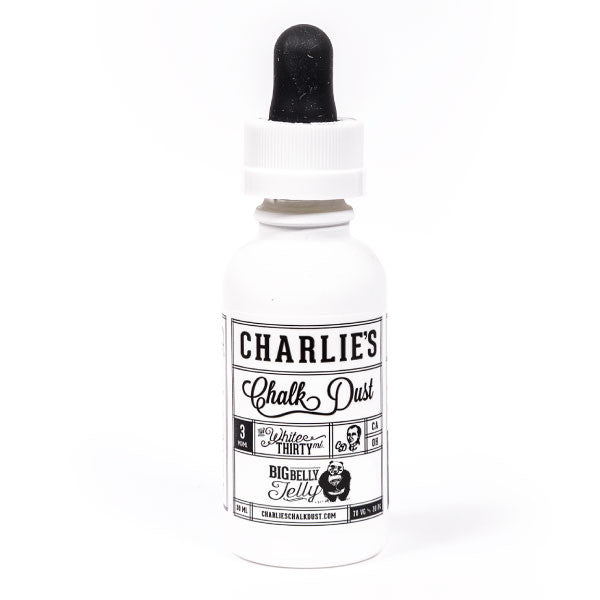 30mL Charlies Chalk Dust - Big Belly Jelly