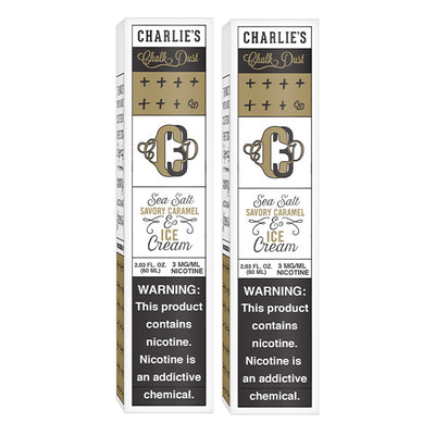 120mL Charlies Chalk Dust - CCD3 (Bundle Pack)