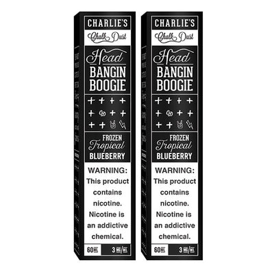 120mL Charlies Chalk Dust - Head Bangin Boogie