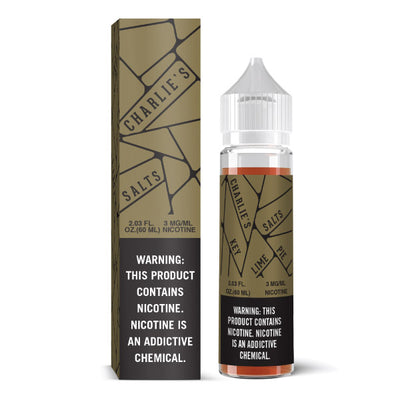 60mL Charlies Chalk Dust Salts - Gold