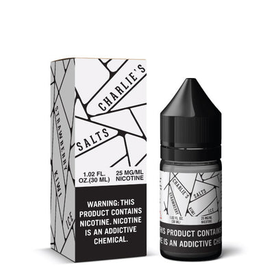30mL Charlies Chalk Dust  Salts - White