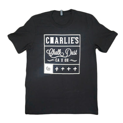 Charlie's Chalk Dust - CD T-shirt - black - BFCM