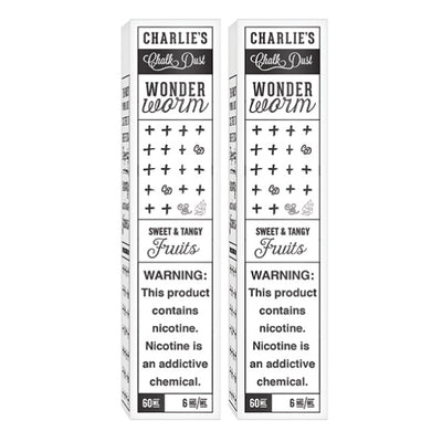 120mL Charlies Chalk Dust - Wonder Worm