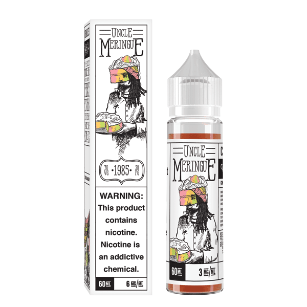 60mL - Uncle Meringue