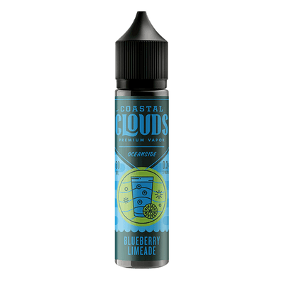 60mL - Coastal Clouds - Blueberry Limeade