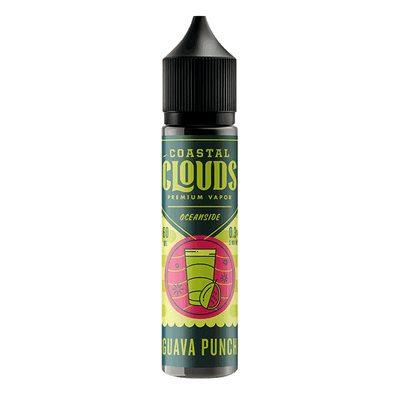 60mL - Coastal Clouds - Guava Punch