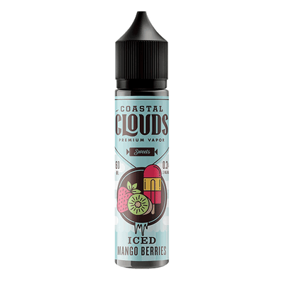 60mL - Coastal Clouds - Iced Mango Berries