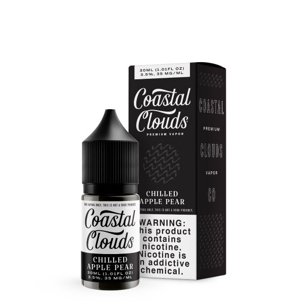 30mL - Coastal Clouds - Chilled Apple Pear Salts