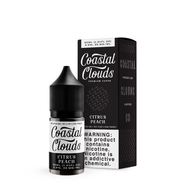 30mL - Coastal Clouds - Citrus Peach Salts