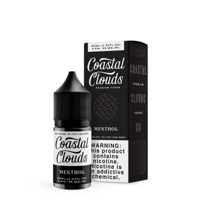 30mL - Coastal Clouds - Menthol (Mint) Salts