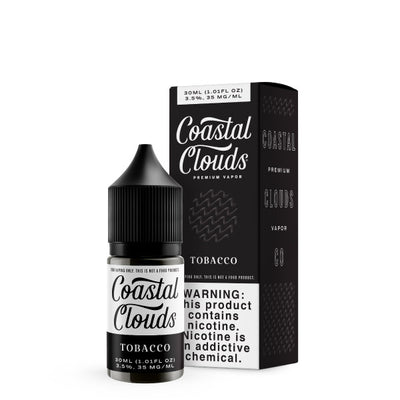 30mL - Coastal Clouds - Tobacco Salts