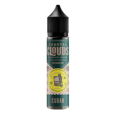 60mL - Coastal Clouds - Cuban Ejuice