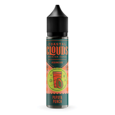 60mL - Coastal Clouds - Papaya Punch
