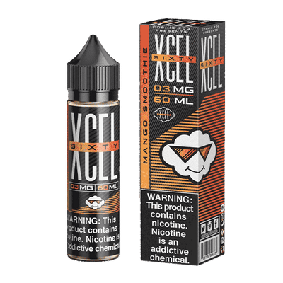 60mL - Xcel Sixty - Mango Smoothie