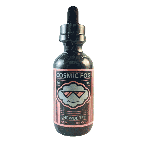 60mL Cosmic Fog - Chewberry
