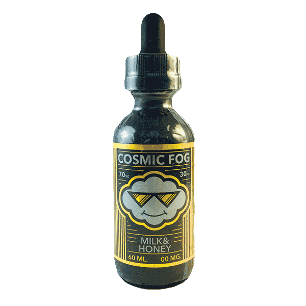 60ml Cosmic Fog - Milk and Honey