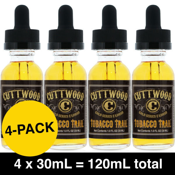 Vape Juice - 120mL - Cuttwood - Sugar Drizzle