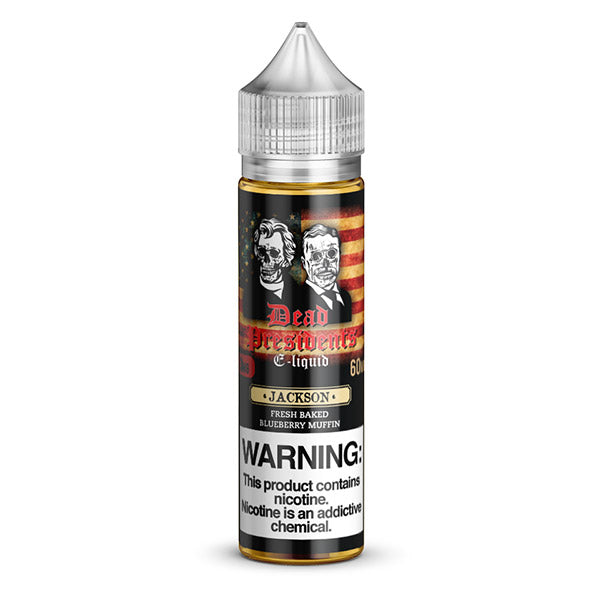 60mL - Dead Presidents - Jackson