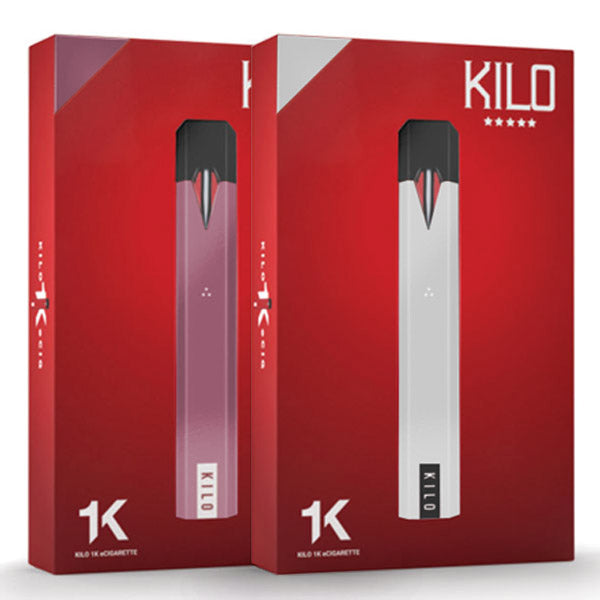 Kilo 1K - Device New Pink and White Pearl