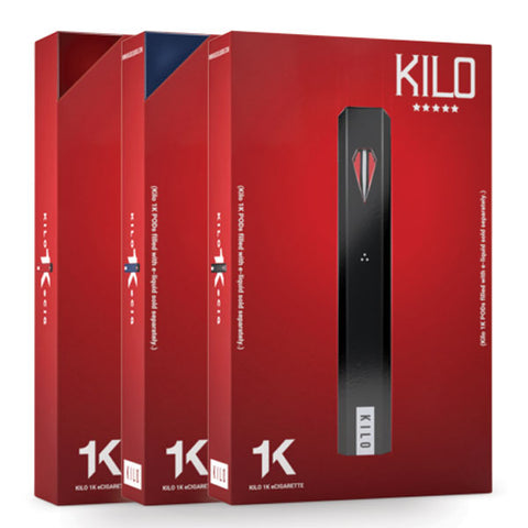 Kilo 1K Limited Edition Colors