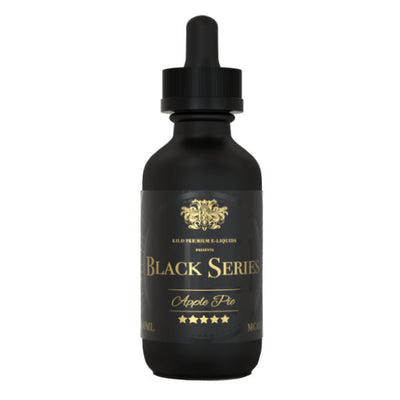 Vape Juice - 60mL - Kilo Black Series - Apple Pie
