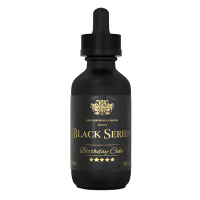 Vape Juice - 60mL - Kilo Black Series - Birthday Cake