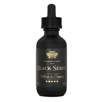 60mL - Kilo Black Series - Milk & Cookies