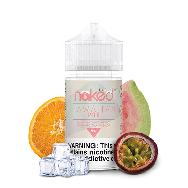 60mL Naked 100 - Hawaiian POG ICE