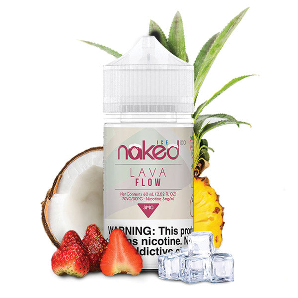 60mL Naked 100 - Lava Flow ICE