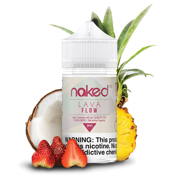 60mL Naked 100 - Lava Flow