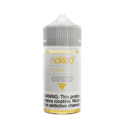 60mL Naked 100 - Original - Amazing Mango