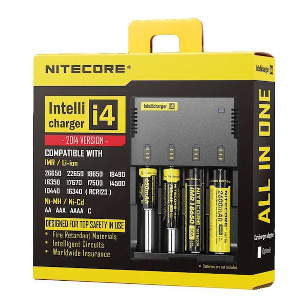 NiteCore - Intelli Charger