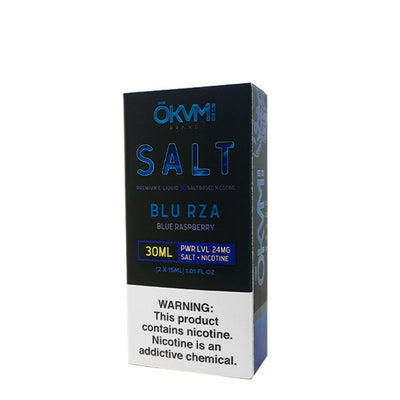 30mL - 2x15mL - Okvmi Salts - BLU-RZA