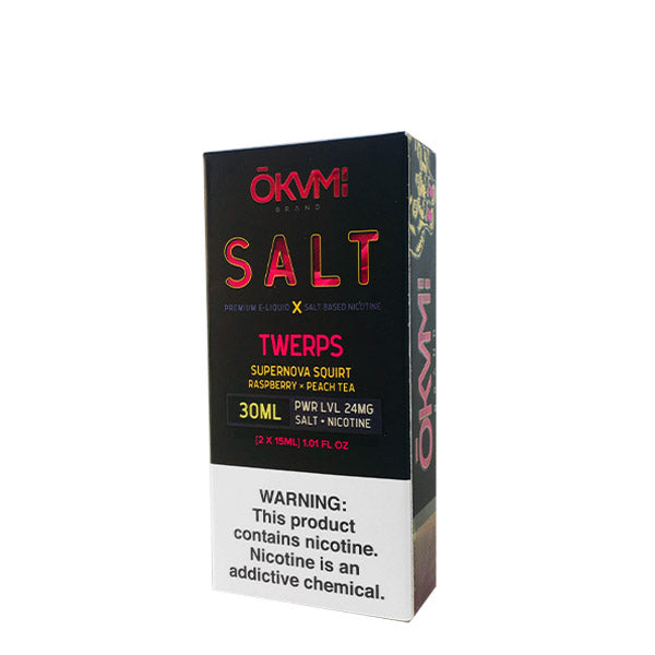 30mL - 2x15mL - Okvmi Salts - Twerps Supernova